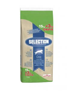 Selection Ad Croc 15+3kg