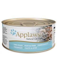 Applaws Cat Lata 70gr Filete de Atún 6x70 (12uds)