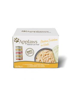 Applaws Cat Lata 70g Pollo Multipack 12x70 (4uds)
