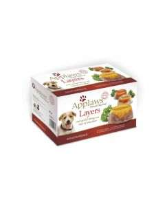 Applaws Dog Layers 100g Multipack 6x100 (4uds)*
