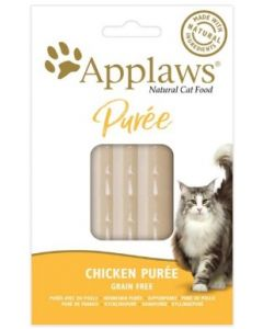 Applaws Cat Snack Puré Pollo 8x7gr (10uds)