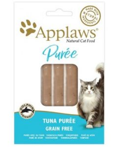 Applaws Cat Snack Puré Atún 8x7gr (10uds)