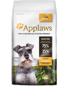 Applaws Dog Dry Senior Pollo 7,5kg