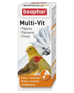 Multi-Vitaminas Pajaros 20ml