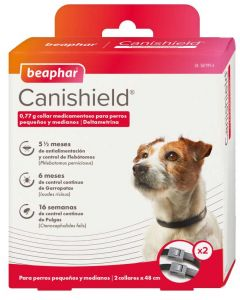 Collar Canishield Perro 2x48cm ES