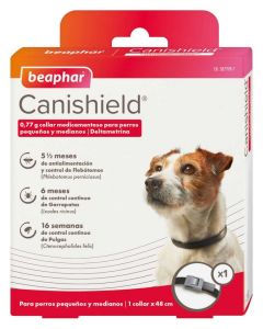 Collar Canishield Perro 1x48cm ES