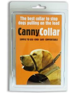 Collar Canny Dog Color Negro  T-6