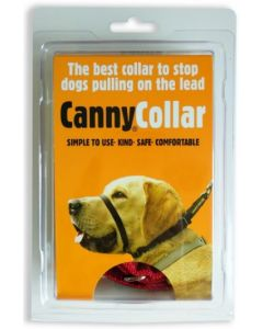Collar Canny Dog Color Rojo T-4