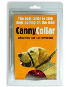 Collar Canny Dog Color Rojo T-6