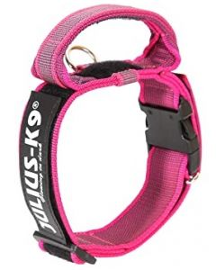 Color & Gray Series-K9® Collar RS 50mm 49-70cm Agarre+Cierre Se