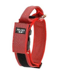 Color & Gray Series-K9® Collar RJ 40mm 38-53cm Agarre+Cierre Se