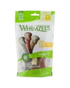 Whimzees Brushzees M Week 7pzs (6uds)
