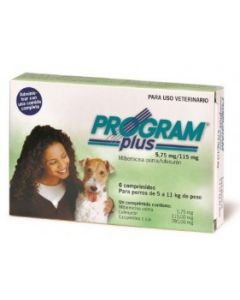 (R) Program Plus 5,75 Caja 6 Comp