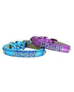 Collar Brightdoggy ROSA 20mm