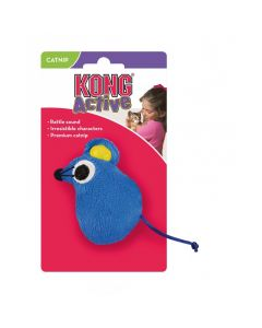 CA50 Kong Scrattles Mouse Gato *DX*