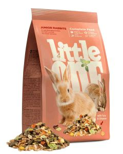 Little One Alimento Conejos Junior 15kg