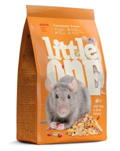 Little One Alimento Ratas 400g (10uds)