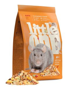 Little One Alimento Ratas 20kg