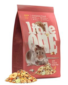 Little One Alimento Ratones 20kg