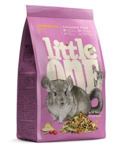 Little One Alimento Chinchillas 400g (10uds)