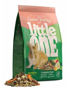 "Little One ""Green Valley"". Alimento Conejos 15kg"