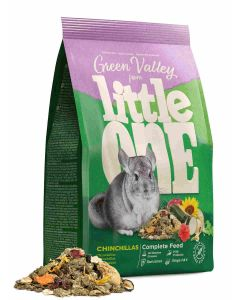 "Little One ""Green Valley"". Alimento Chinchillas 15kg"
