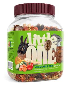 """Little One snack """"Vegetable mix""""  150g (6uds)"""