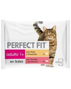 Perfect Fit Carne 4x85gr (13uds)