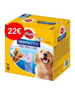 Dentastix Pack Grande 56 PVP 22€