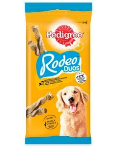 Pedigree Rodeo Duos Bacon Y Pollo 123gr (10uds)