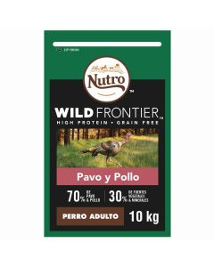 N WF Dog Adult Pavo y Pollo 10kg