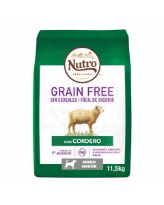 N GF Dog Adult Senior Cordero 11,5kg