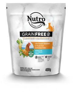 N GF Cat Adulto Esterilizado Pollo 400gr