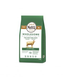 N WE Dog Cachorro Med Cordero 1,5kg