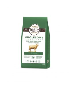 N WE Dog Adulto Peq Cordero 1,5kg