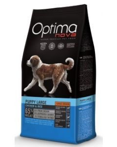 ON Puppy large chicken and rice 12kg