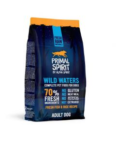 Primal Dog Wild Waters 1kg