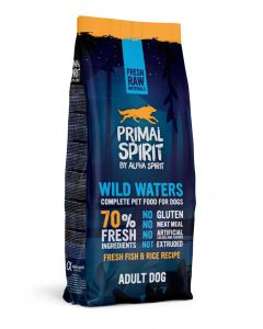 Primal Dog Wild Waters 12kg