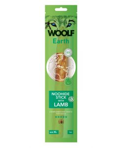 Woolf Earth Stick with Lamb XL 85gr (10uds)
