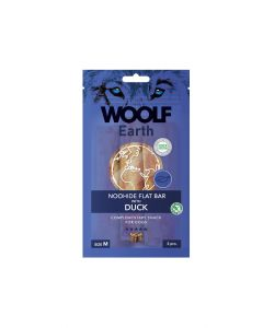 Woolf Earth Flat Bar with Duck M 90gr (10uds)