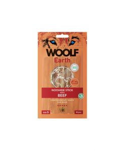 Woolf Earth Sticks with Beef S 90gr (10uds)