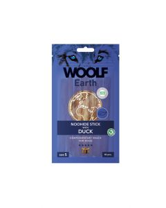 Woolf Earth Sticks with Duck S 90gr (10uds)