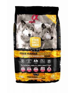Alpha Spirit Only Aves de Corral 3kg