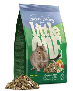 "Little One ""Green valley"". Alimento Degús 15kg"