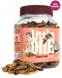 Little One Mix Insectos 75g (6uds)