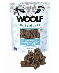 Woolf Botanicals Seafish Stripes with Kelp and Thyme 80gr (15uds)